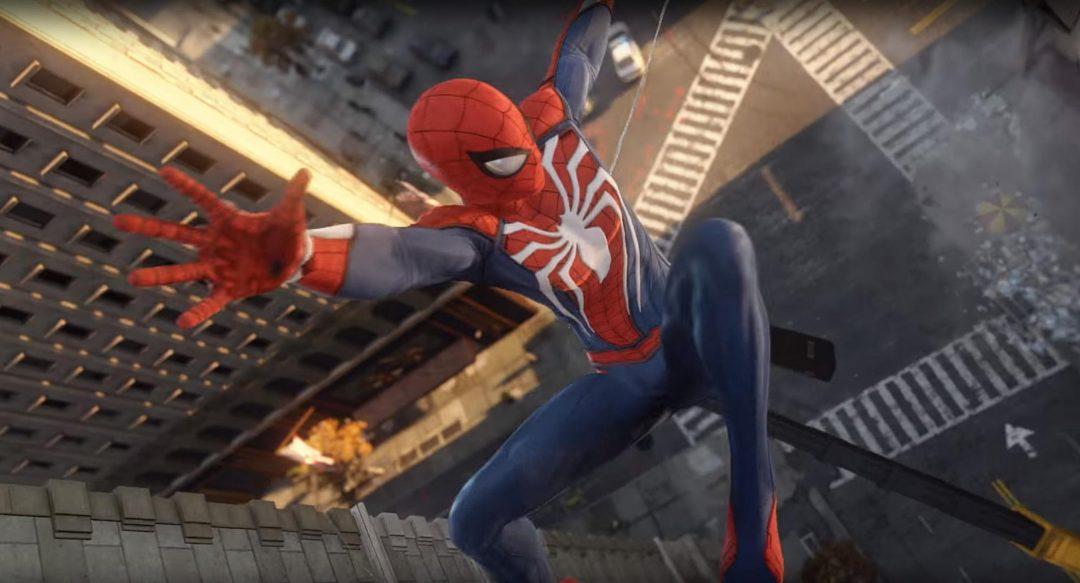 ¡Homble alaña, homble alaña, tlayendonos un juegazo! Spider-Man