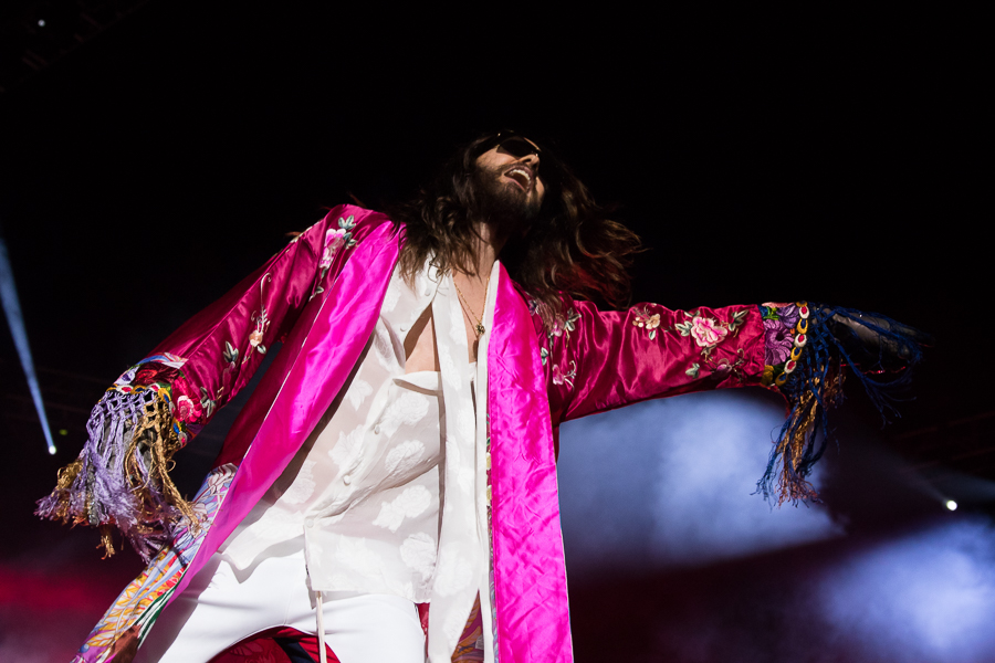 30 Seconds To Mars Mexico 2018