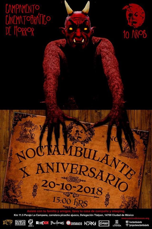 Noctambulante X Aniversario