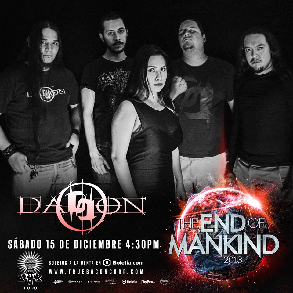 the end of mankind dagon c