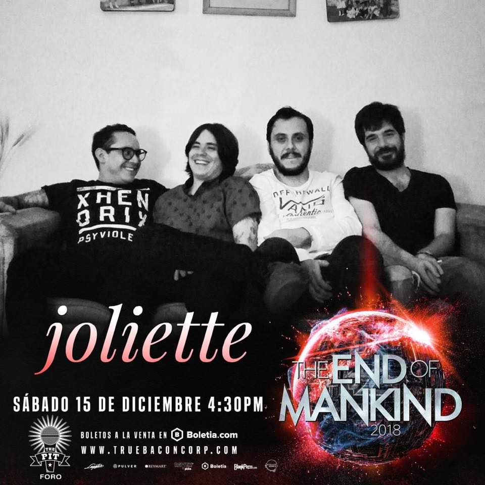 the end of mankind joliette