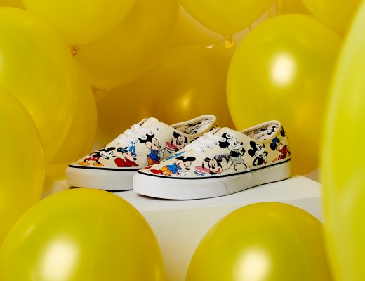 Vans celebra el 90 aniversario de Mickey Mouse, The True Original, nueva edición