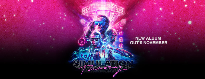 Muse: Matt Bellamy asegura que México está contemplado para el Simulation Theory World Tour