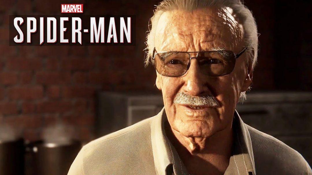 Stan Lee y sus cameos en videojuegos