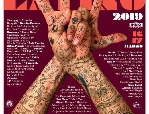 20 AÑOS VIVE LATINO: Korn, The 1975, División Minúscula, Editors y más se anuncian