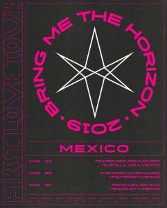 Bring Me The Horizon - México 2019