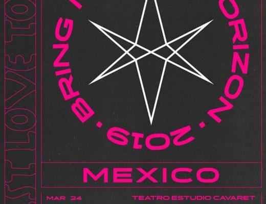 Bring Me The Horizon estará de regreso en México este 2019