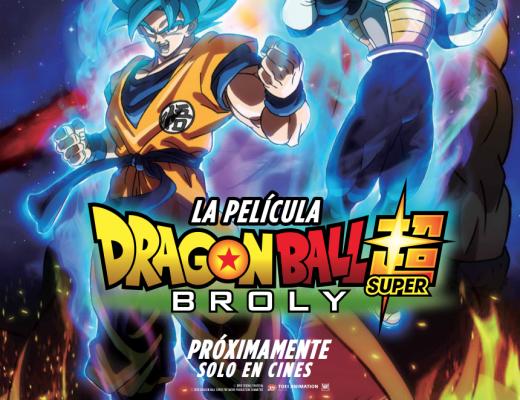 Dragonball Super: Broly, la cinta y un día dedicado a este personaje