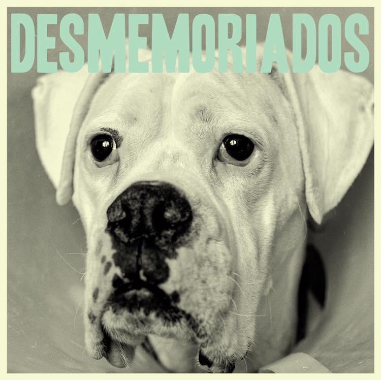 Desmemoriados - cover