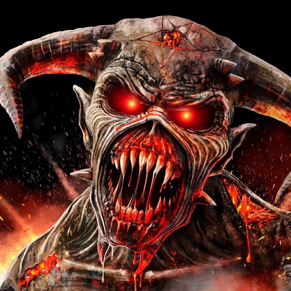 Iron Maiden, habla de las encarnaciones de Eddie a muchos mundos diferentes con su próxima visita