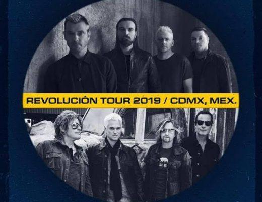Stone Temple Pilots y Bush, reviviendo el grunge en México