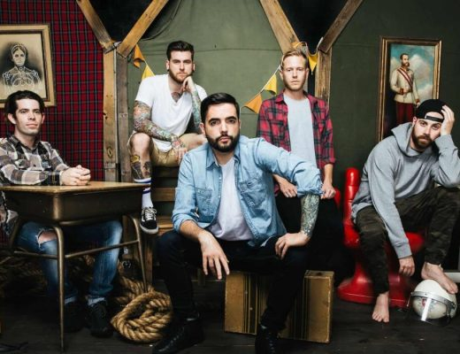 A day to remember regresa a México al Pa'l Norte