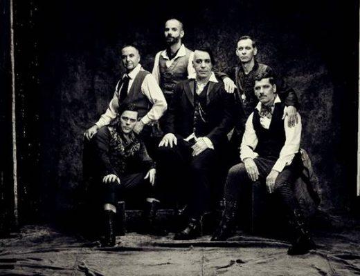 Rammstein, estrena DEUTSCHLAND y advierte la salida de su próximo álbum para el 17 de mayo