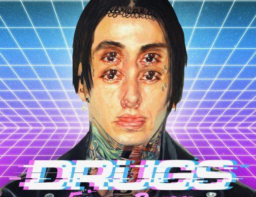 Falling In Reverse lanza el video de Drugs, con la participación de Corey Taylor y CC de BVB