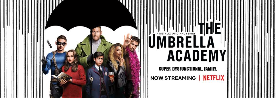 Confirman la segunda temporada de The Umbrella Academy