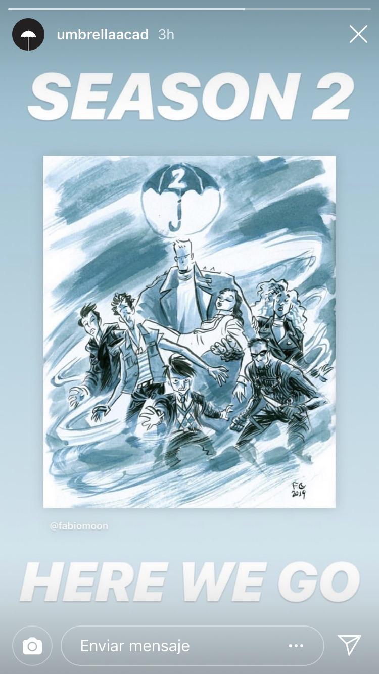 The Umbrella Academy: Confirma la segunda temporada de la serie