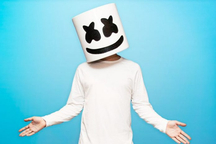 A Day To Remeber - Marshmello
