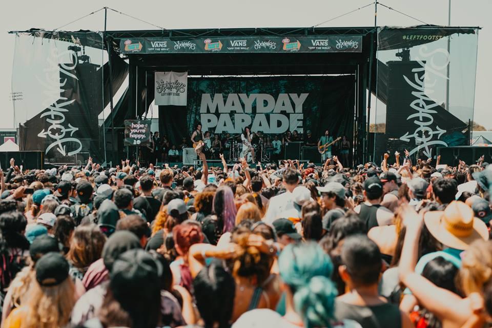 Mayday Parade - México