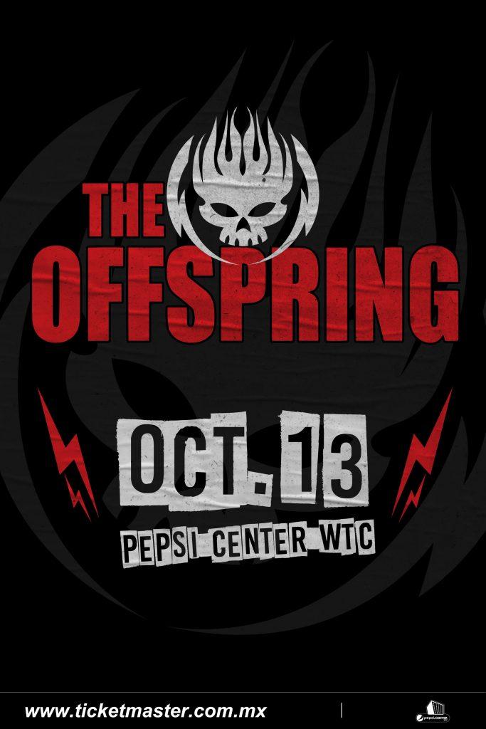 The Offspring Ciudad de México