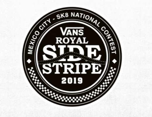 Final Vans Royal Side Stripe
