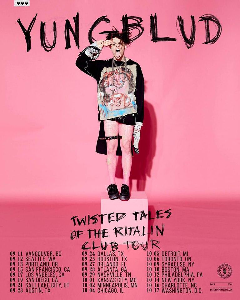 Yungblud-tour norteamérica