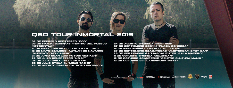 qbo inmortal tour