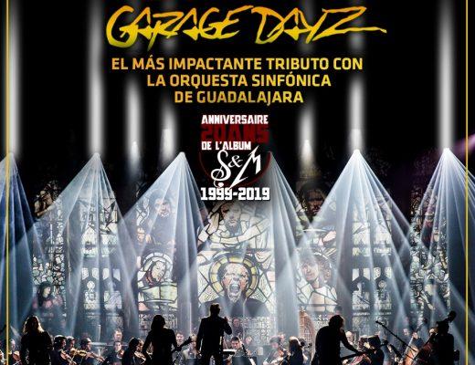 Metallica, Tributo Sinfónico: 1 de septiembre