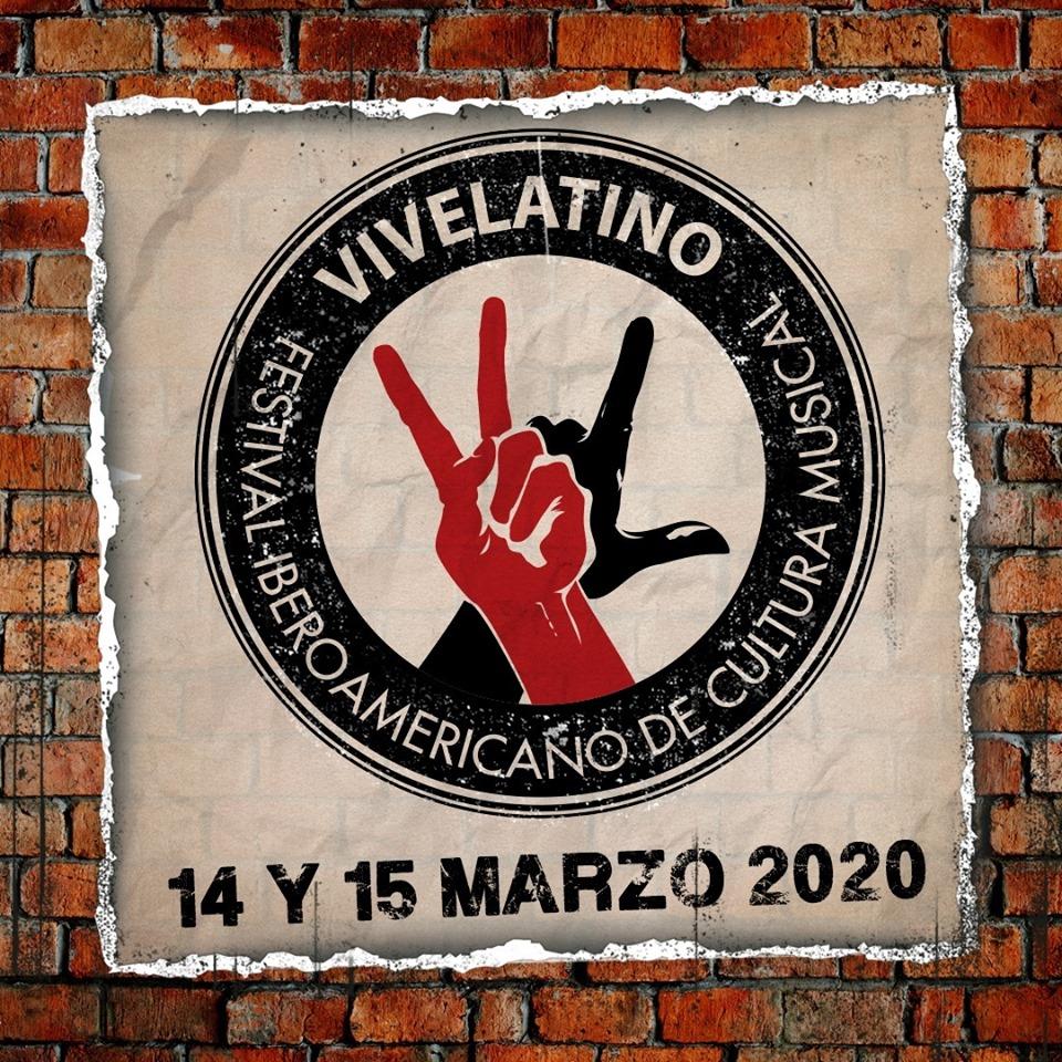 Vive Latino 2020. 14 y 15 de marzo