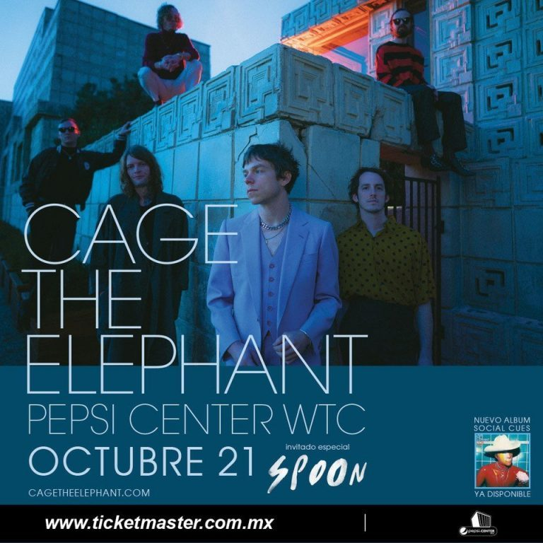 Cage The Elephant - Poster