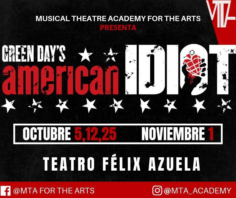American Idiot El Musical