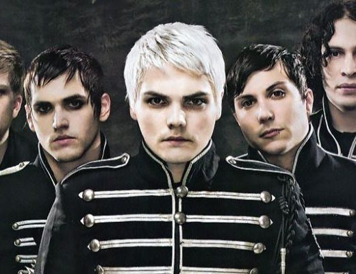 my chemical rommance regreso
