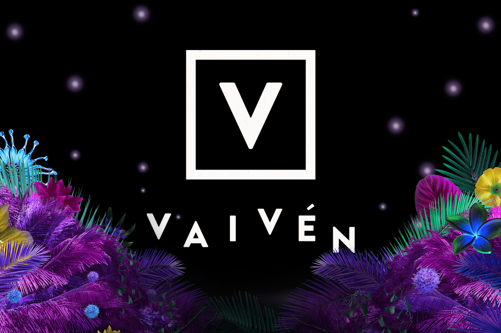 Festival Vaiven 2020 - logo