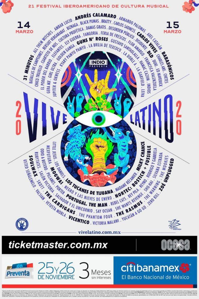 Cartel - Vive Latino 2020
