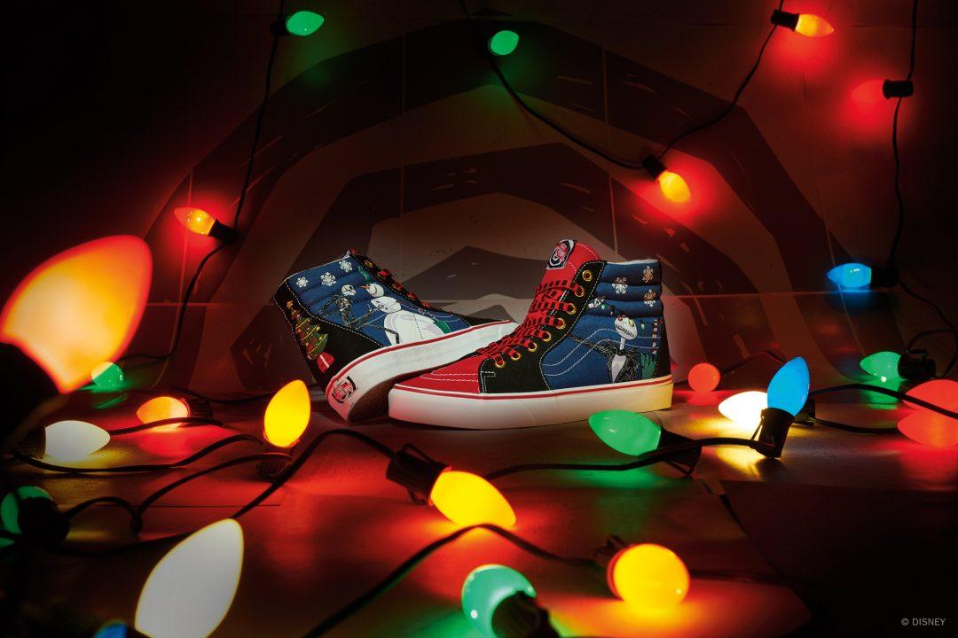 Celebra navidad con Vans y El Extraño Mundo de Jack