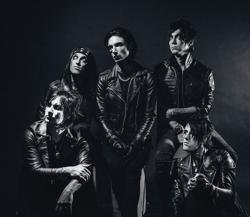 Black Veil Brides: Su Ep, The Night