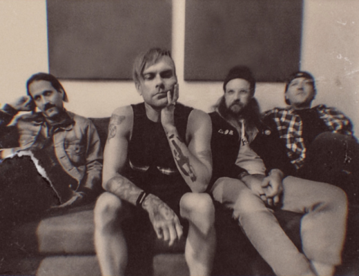 The Used: nueva canción Blow Me con Jason de Fever 333