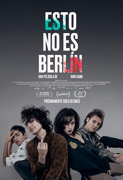 Hari Sama - Esto No Es Berlín