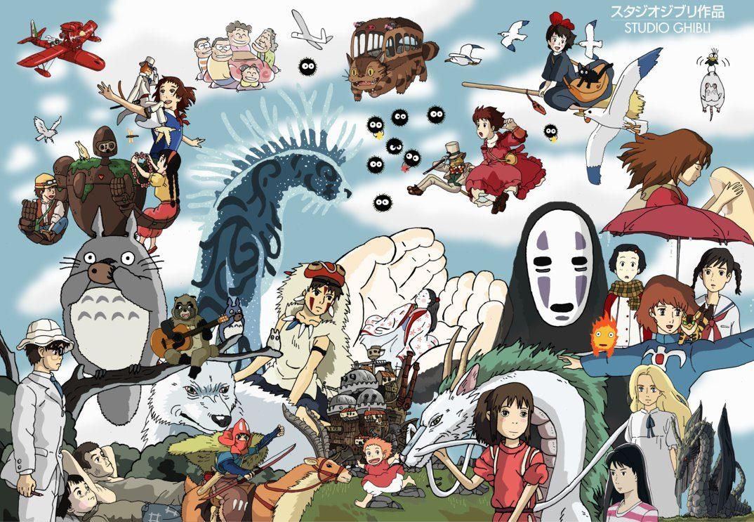 Ghibli en Netflix