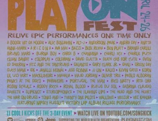 PLAY ON FEST: Green Day, Paramore, TOP, Slipknot, PATD!