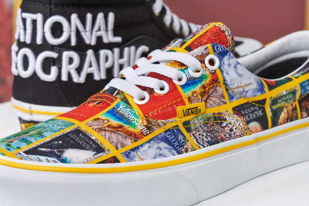 Vans - National Geographic