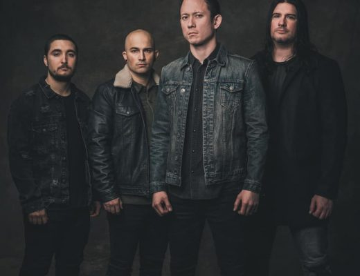 A Light or A Distant Mirror: Primer show de Trivium en vivo. ¡Hoy!