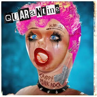 Quarantine: Tristeza, ira y confusión por Blink 182