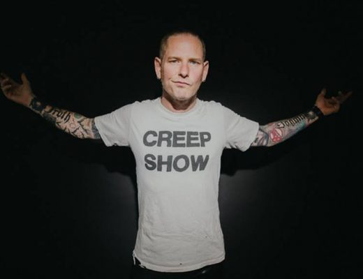 Black Eyes Blue, de Corey Taylor y su primer álbum solista
