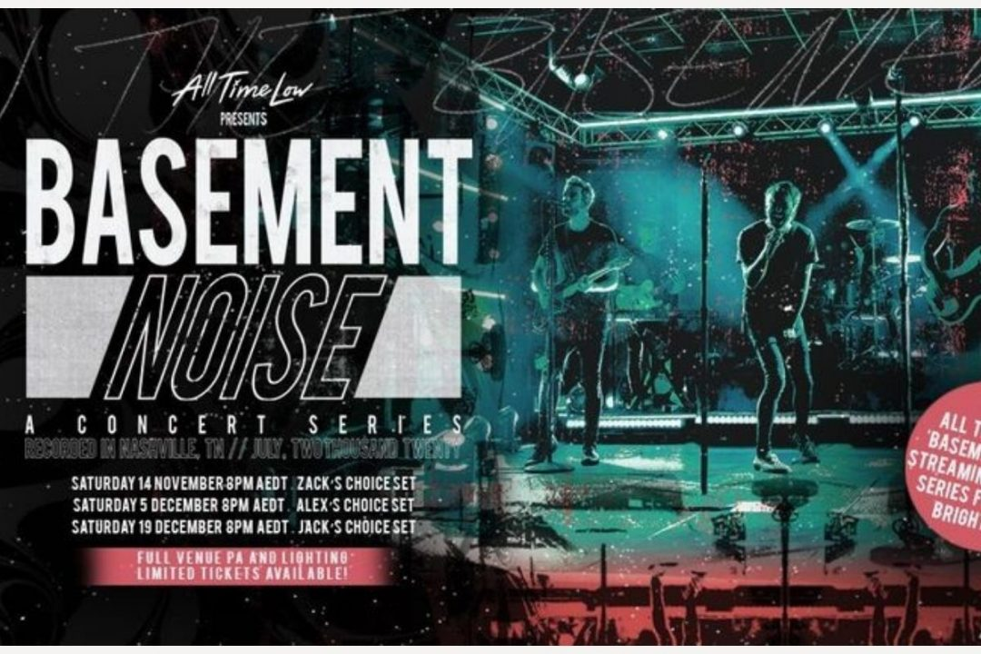 All Time Low Basement Noise