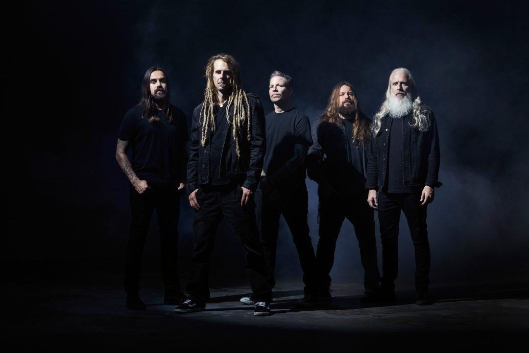 Ghost Shaped People del en vivo de Lamb of God