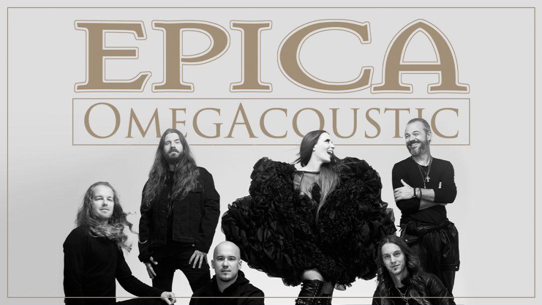 Omegacoustic de Epica: El previo a su nuevo álbum