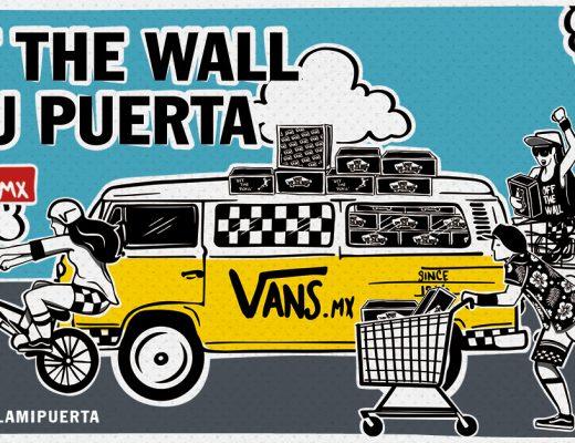 Vans: La tienda en línea más Off The Wall del momento