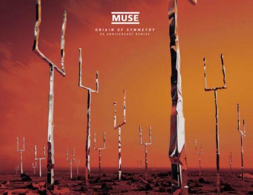 Origin Of Symmetry de Muse, celebra su 20 aniversario