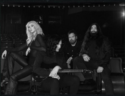 Only Love Can Save Me Now dice The Pretty Reckless