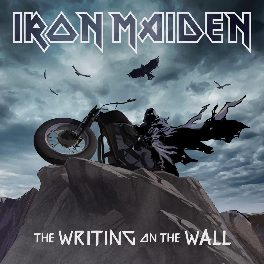 The Writing On The Wall de Iron Maiden, una nueva encarnación de Eddie